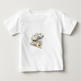Gold And Money Baby T-Shirt