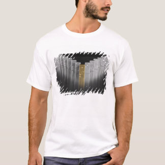 Gold and silver dominoes T-Shirt