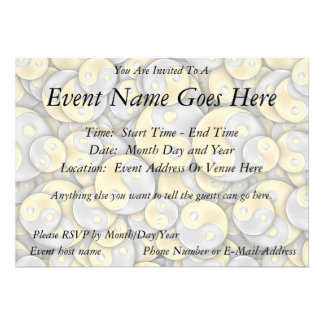 Gold and Silver Yin and Yang Announcement