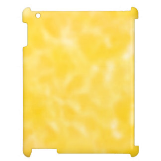 Gold and White Mottled Case For The iPad 2 3 4