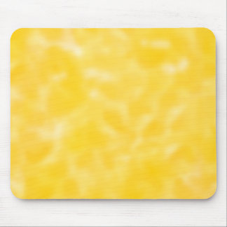 Gold and White Mottled Mousepad