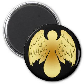 GOLD ANGEL MAGNET
