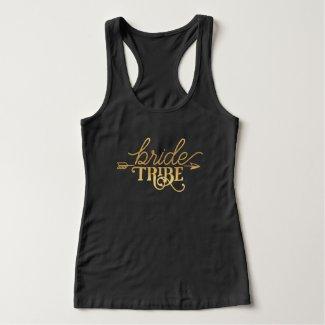 Gold Arrow Bride Tribe Tank Top