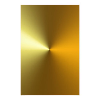 gold art golden stationery