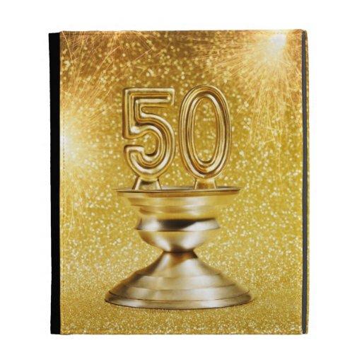 Gold Awards iPad Folio Cover