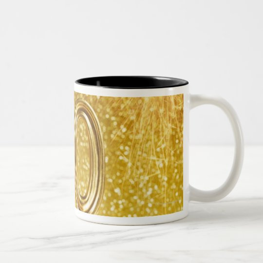 Gold Awards Two-Tone Coffee Mug
