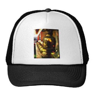 Gold Balls Mesh Hats