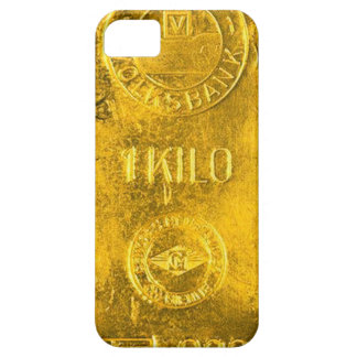 Gold Bar Bullion iPhone 5/5s Case