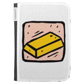 Gold Bar Kindle Keyboard Covers