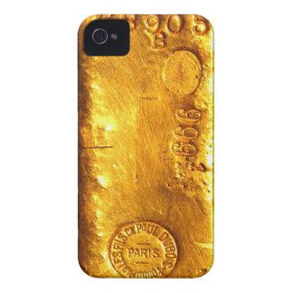 Gold Bar Case-Mate iPhone 4 Case