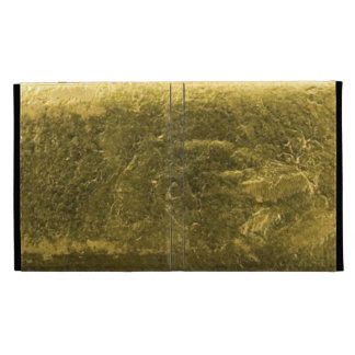 Gold Bar iPad Folio Case