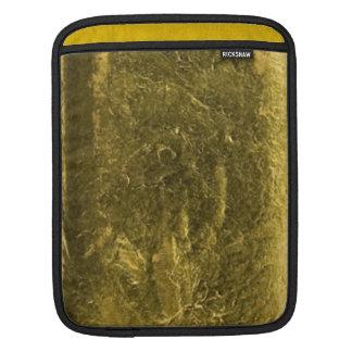 Gold Bar iPad Sleeve