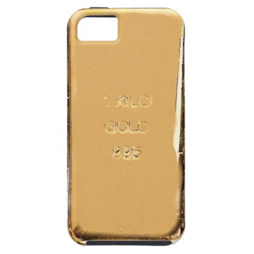 gold iphone 5 case gold bar iphone5 zazzle 14202