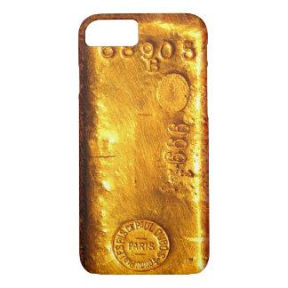 Gold Bar iPhone 7 Case