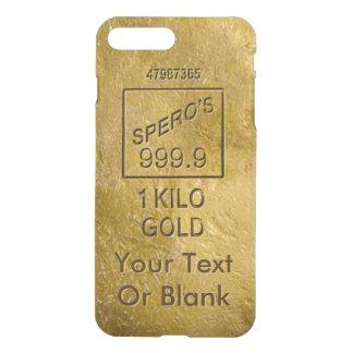 Gold Bar iPhone 8 Plus/7 Plus Case