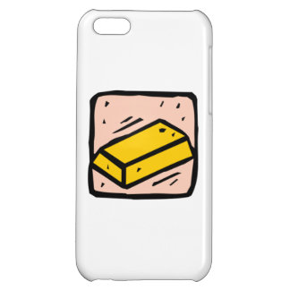 Gold Bar iPhone 5C Cover