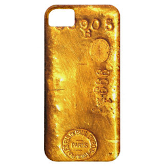 Gold Bar iPhone SE/5/5s Case