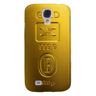 Gold bar samsung galaxy s4 cases