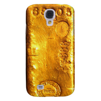 Gold Bar Samsung S4 Case