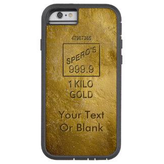 Gold Bar Tough Xtreme iPhone 6 Case
