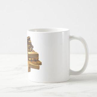 Gold Bars Coffee Mug