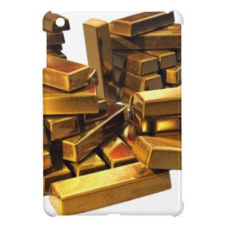 Gold Bars iPad Mini Case