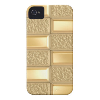 Gold Bars iPhone 4 Cover