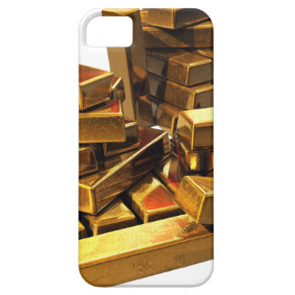 Gold Bars iPhone SE/5/5s Case