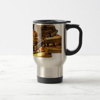 Gold Bars Travel Mug