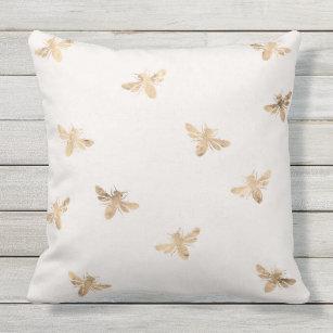 Bee Pillows Decorative Amp Throw Pillows Zazzle