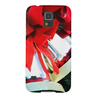 Gold Bells of December Galaxy Nexus Case