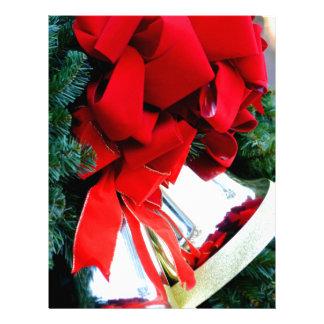 Gold Bells of December Letterhead