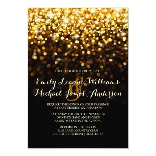 Art Deco Wedding Invitations 001 - Art Deco Wedding Invitations