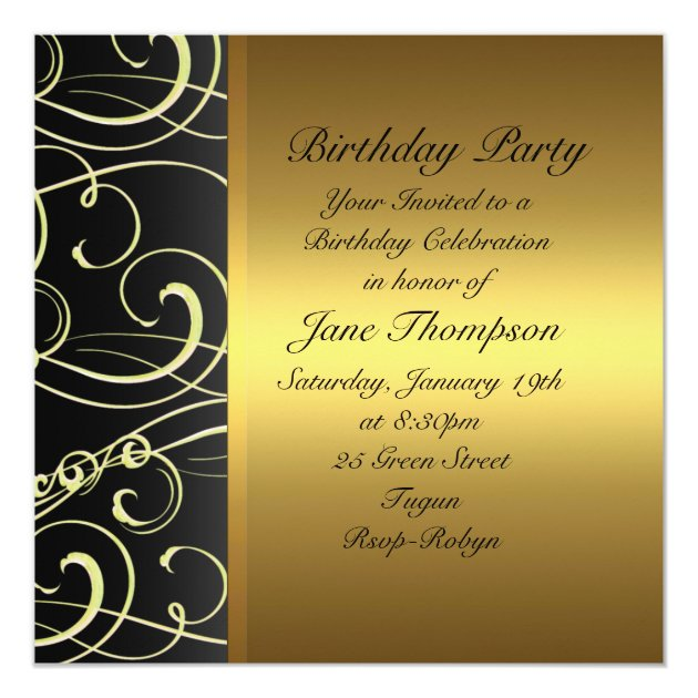 Create Your Own Party Invitations with beautiful invitations template