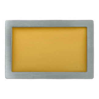 Gold Blank TEMPLATE : Add text, image, fill color Belt Buckles