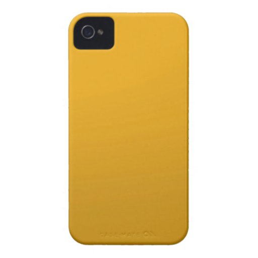 Gold Blank TEMPLATE : Add text, image, fill color iPhone 4 Cover
