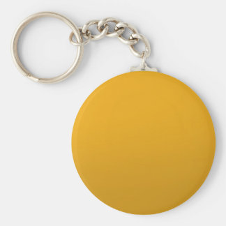 Gold Blank TEMPLATE : Add text, image, fill color Keychain