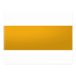 Gold Blank TEMPLATE : Add text, image, fill color Postcard