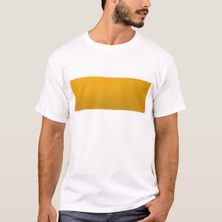 Gold Blank TEMPLATE : Add text, image, fill color T-Shirt