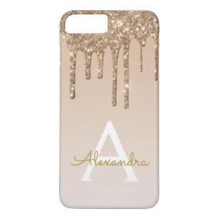 on sale c0be6 aead4 Monogrammed iPhone 8 Plus/7 Plus Cases | Zazzle