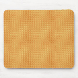Gold Block Mouse Pad