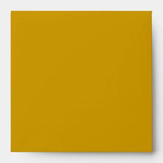 gold blue fancy envelope