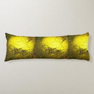 Gold Body Pillow