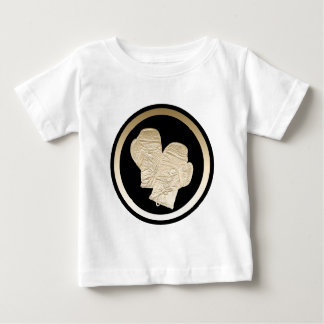 GOLD BOXING GLOVES TEES
