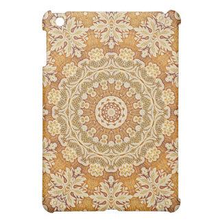 Gold Brocade 2 iPad Mini Cover