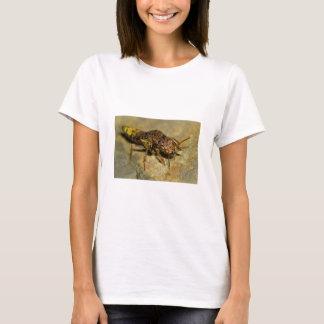 Gold & Brown Rove Beetle T-Shirt
