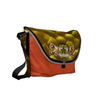 gold bubble courier bags