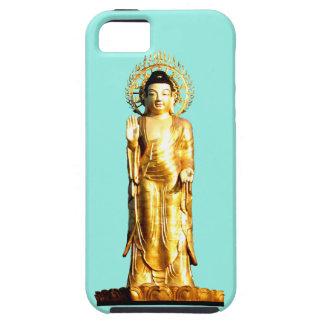 Gold Buddha Art iPhone 5 Case
