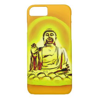 Gold Buddha iPhone 7 Case