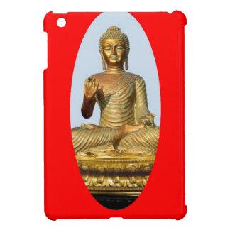 Gold Buddha & Sacred Red by SHARLES iPad Mini Cases